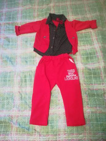 Детский костюм 86-92