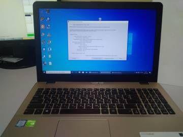 Продам ноутбук єкр. 15,6 asus core i5 7200u 2,5ghz/ ram8g