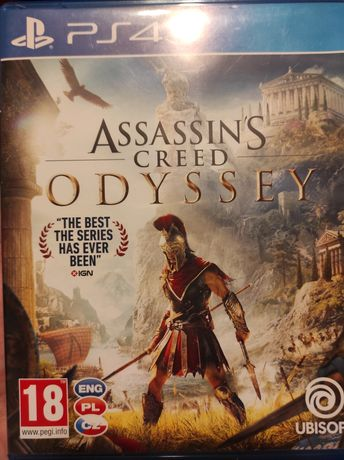 Assassin Creed odyssey ps4