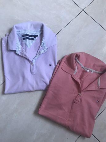 Oryginalne polo bluzka koszulka Tommy Hilfiger TH