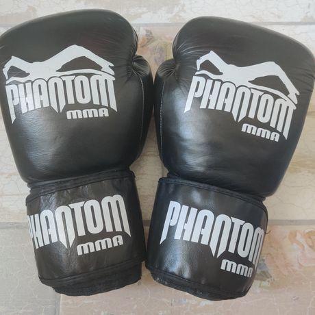 Боксерские перчатки, для бокса, phantom mma