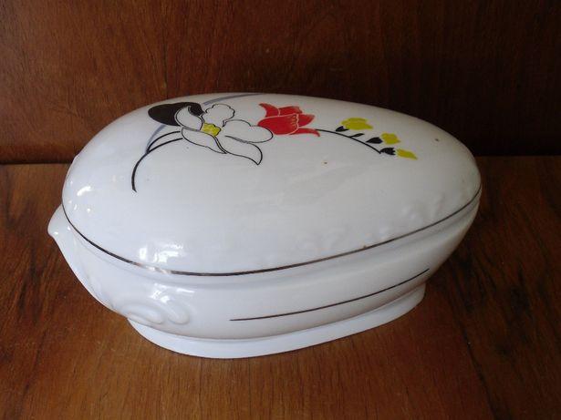 Bombonierka szkatułka porcelana Włocławek