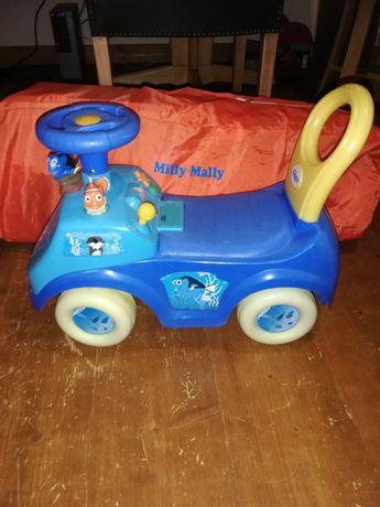 Jeździk i wózek na zakupy