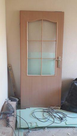 Drzwi używane wewnętrzne