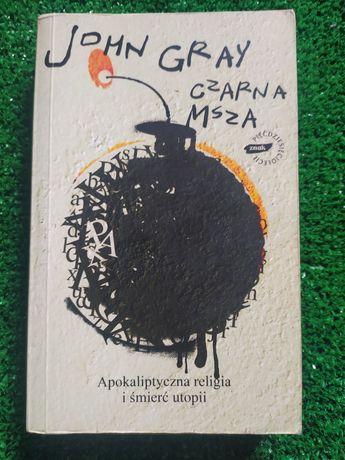 "Ksiazka ""Czarna Msza"" John Grey"