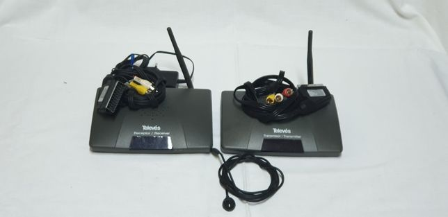 Transmissor Receptor Televés