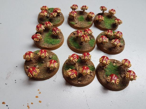 9x Scrabs Necron Warhammer 40k