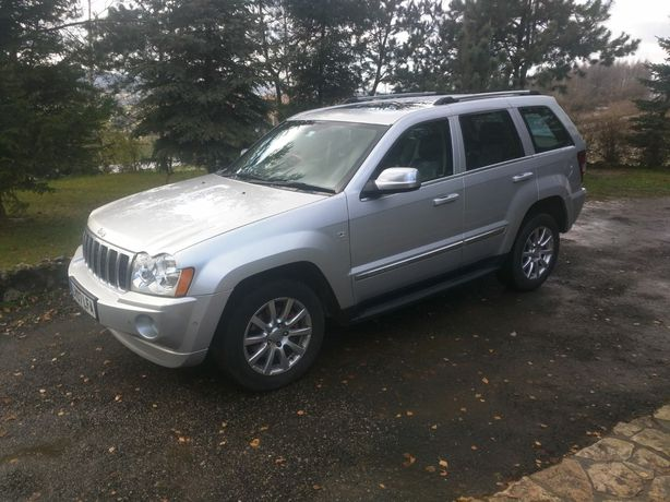 Jeep grand cherokee  overland 3.0crd wh/wk