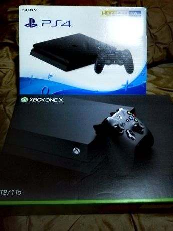 Troco ps4 e xbox one X por ps5 ou Xbox series X