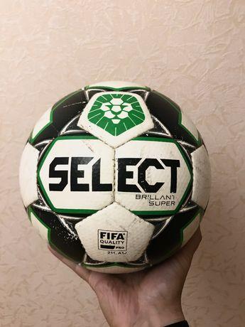 Мяч футбольный SELECT Brillant Super ПФЛ (FIFA QUALITY PRO)