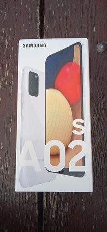 Samsung Galaxy A02s bały Nieużywany
