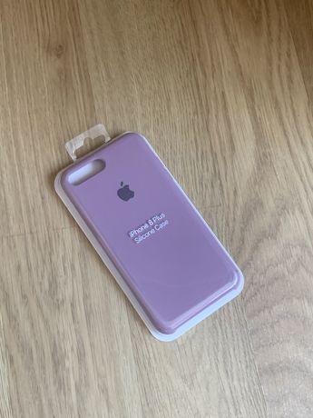 Apple etui case iphone 7 plus/8 plus fioletowy