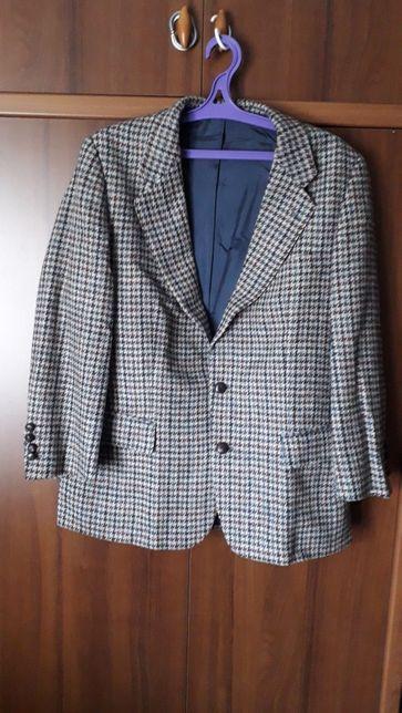 Твидовый пиджак Harris Tweed