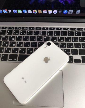 Iphone xr, 64 gb полный комелект