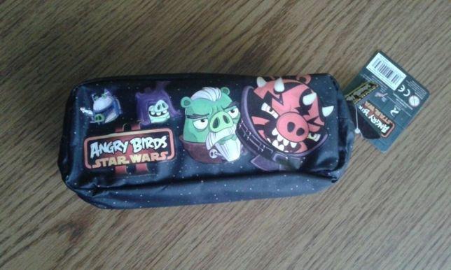 Piórnik Angry Birds