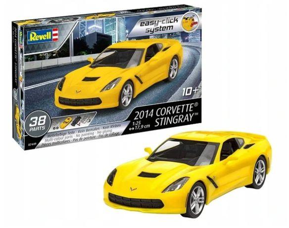REVELL MODEL do składania 2014 Corvette Stingray