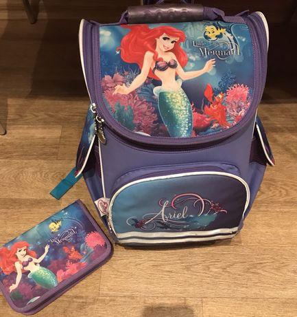 Школьный рюкзак Kite 501 Princess Ариэль