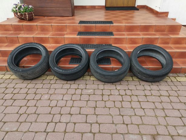 Opony 4 sztuki 225/50/ R17 Michelin Primacy 4 super stan