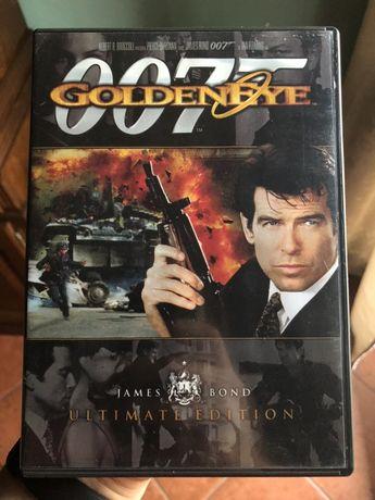 Quatro Filmes James Bond