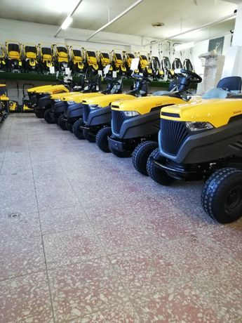 Ustroń 10 modeli nowych traktorków Stiga kosiarka traktorek