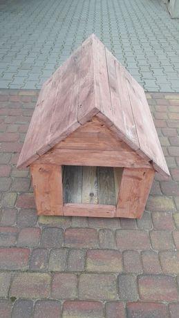 Buda domek dla psa