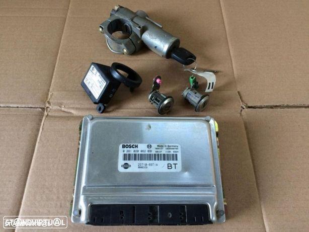 Conjunto centralina Nissan Cabstar 3.0 120 01-