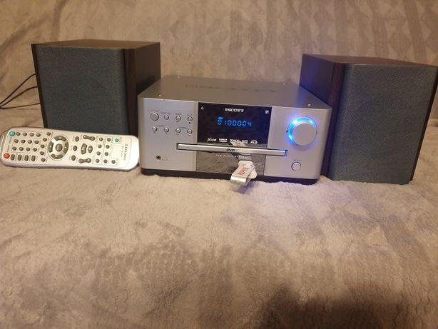 Scott DVD audio system MDXi30