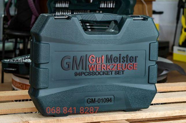 Набор инструментов Германия Mannesmann GM 94 Ед. Набір інструментів