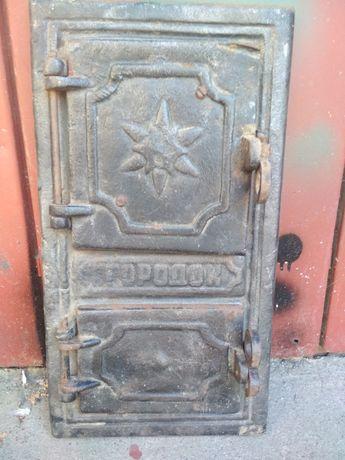 Дверцы для печи  СССР