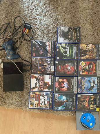 Playstation 2 , PS 2 + gry