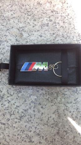 oryginalny BMW M pakiet super lekki brelok do kluczy