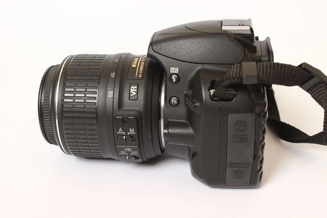 Фотоапарат nikon d3100