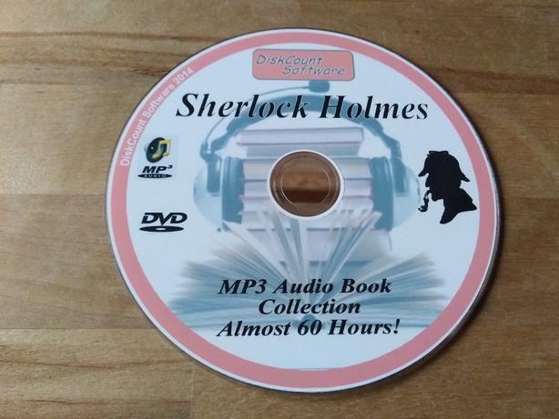 Sherlock Holmes, audiobook j. angielski, 60 hours