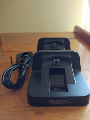 Suporte/Carregador para comandos wireless Ps4 **NOVO **