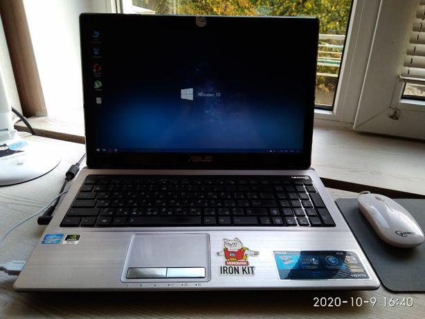 Обменяю ноутбук на ПК