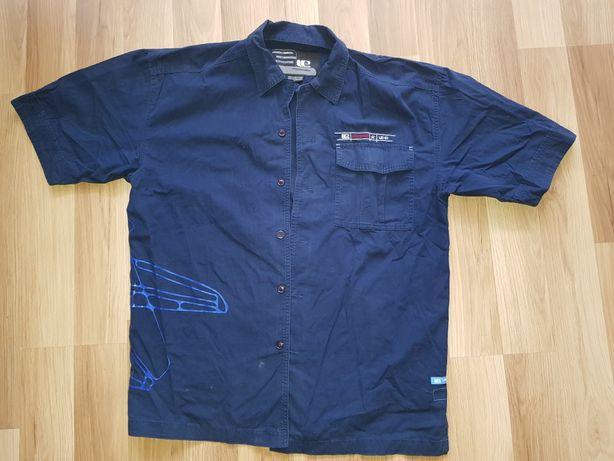 Koszula z krotkim rekawem firmy nike