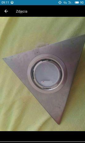 Lampa halogenowa do kuchni
