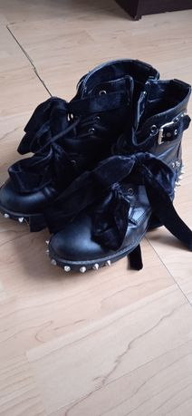 Workery buty ćwieki