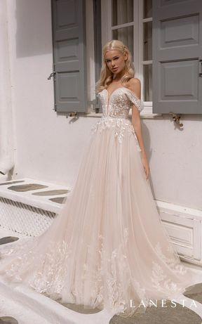 Suknia ślubna, Lanesta Suknie, suknia Ofelia
