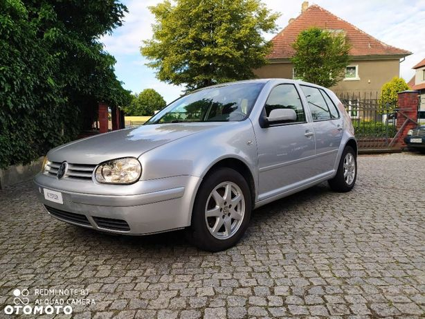 Volkswagen Golf Opłacony !