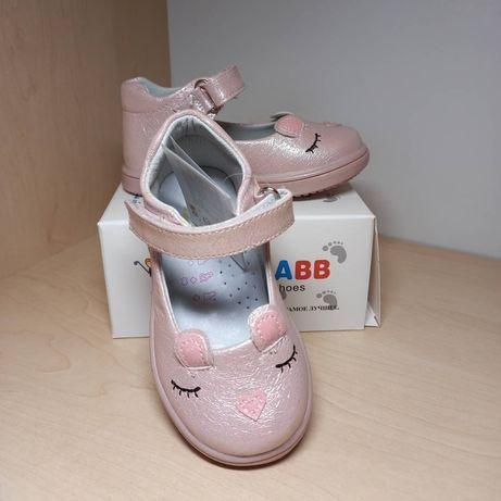 Красивейшие туфли для девочки Join.golf 20,21,22,23,24,25 размеры