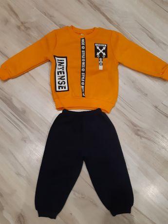 Nowy dres dla chłopca
