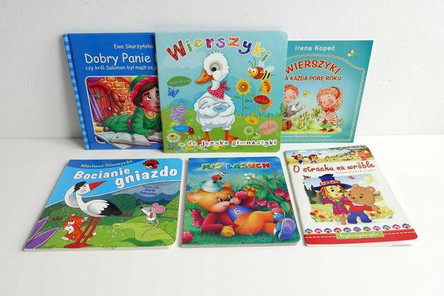 Książeczki , bajki , czytanki , kolorowanki dla dzieci - ZESTAW 2