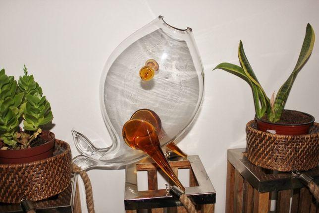 wazon szklany Bohemia