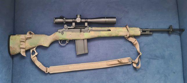 Replika karabinka GR14, M14 G&G - custom