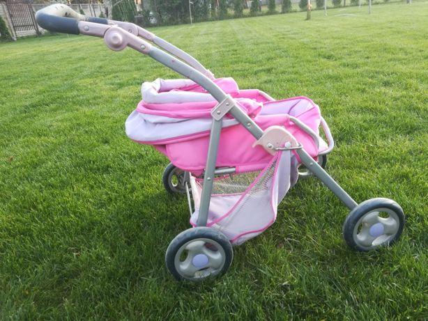 wózek dziecinny, wózeczek dla lalek - dzieci, solidny