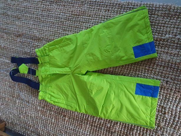 spodnie narciarkie 98