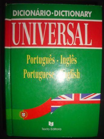 Dicionário Universal Inglês