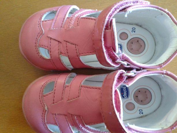 Sandálias de menina Chicco (20)