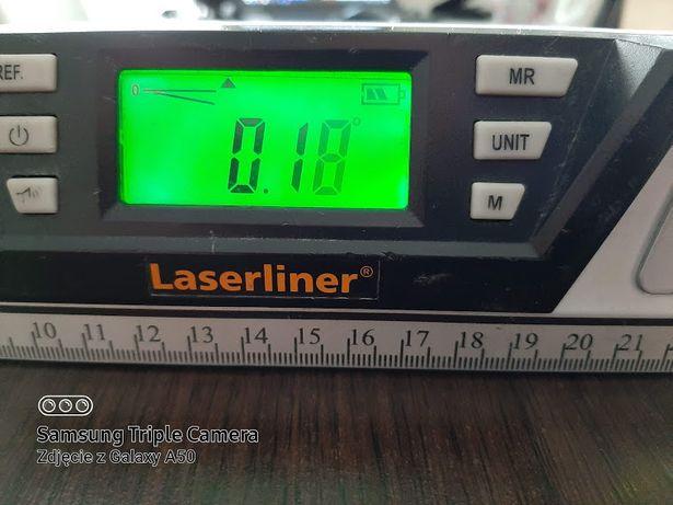 POZIOMICA elektroniczna cyfrowa magnetyczna laserowa 30cm
